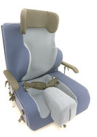 Sitzsystem Typ 500 Grundausstattung, ohne Bezug