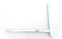 Abduktionskeilhalter Magnet vor Sitzfläche