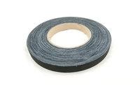 Leinenband 15 mm schwarz